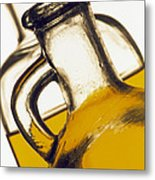 Olive Oil Metal Print by Tony Craddock