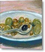 Olives Metal Print by Scott Bennett