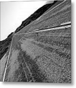 On The Road Metal Print by Steve Parr