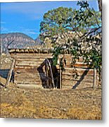 Once Upon A Time In New Mexico Metal Print by Kurt Gustafson