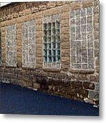 Once Were Windows Metal Print by MJ Olsen