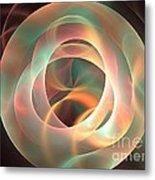 Orthosie Metal Print by Kim Sy Ok