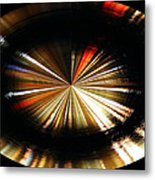 Out Of Control Metal Print by Kristin Elmquist