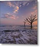 Out To Sea Metal Print by Joseph Rossbach