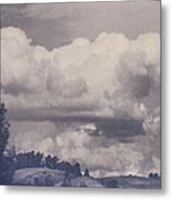 Overwhelmed Metal Print by Laurie Search