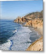 Pacifica Metal Print by Wayne Bonney