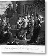 Parable Of Virgins Metal Print by Granger