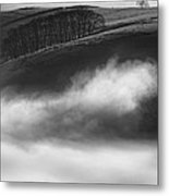 Peak District Landscape Metal Print by Andy Astbury
