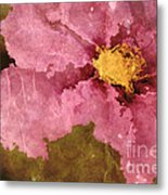 Petaline - Ar01bt04c2 Metal Print by Variance Collections