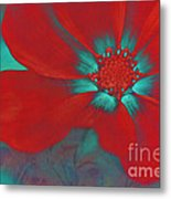 Petaline - T23b2 Metal Print by Variance Collections