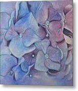 Petals Metal Print by Patsy Sharpe