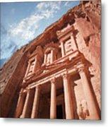 Petra, Jordan Metal Print by Michael Holst Images