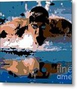 Phelps 1 Metal Print by George Pedro