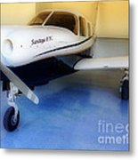 Piper Saratoga Metal Print by Cheryl Young