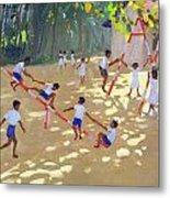 Playground Sri Lanka Metal Print by Andrew Macara