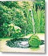 Pond Metal Print by Tom Gowanlock