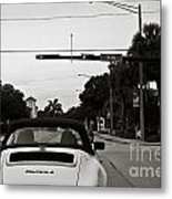 Porsche 911 Carrera 2 Metal Print by Andrew  Cragin