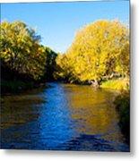 Poudre River Metal Print by Dana Kern