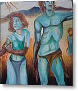 Princes And Zeus Metal Print by Prasenjit Dhar
