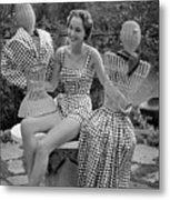 Princess Collection Metal Print by Kurt Hutton