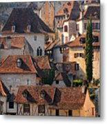 Quercy Metal Print by Copyrights by Sigfrid López