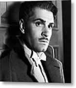 Rebecca, Laurence Olivier, 1940 Metal Print by Everett