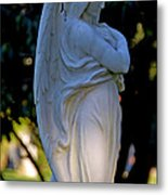 reflective I Metal Print by Phil Bongiorno