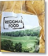 Regional Food Metal Print by Victor De Schwanberg