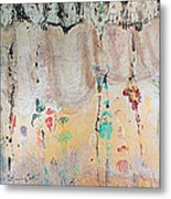 Releasing Inner Cords Metal Print by Catherine Foster