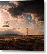 Renewable Energy Metal Print by Dan Mihai