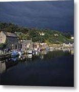 River Barrow, Graiguenamanagh, Co Metal Print by The Irish Image Collection