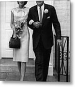 Rockefeller Family. Future Second Lady Metal Print by Everett
