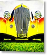 Rockon Rod Metal Print by Phil 'motography' Clark