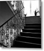 Room With A View Metal Print by Linda Woods