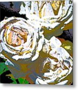 Rose 126 Metal Print by Pamela Cooper