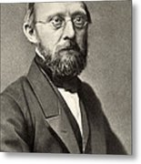 Rudolph Virchow, German Polymath Metal Print by Photo Researchers