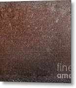 Rusty Iron Metal Print by Carlos Caetano