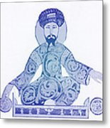 Saladin, Sultan Of Egypt And Syria Metal Print by Science Source