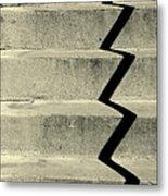 San Andreas Stairs Metal Print by Joe Jake Pratt