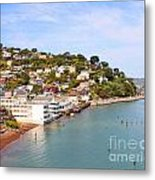 Sausalito California Metal Print by Jack Schultz