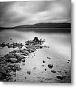 Scotland Loch Lomond Metal Print by Nina Papiorek
