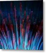 Sea Blur Metal Print by Rylee Stearnes