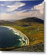 Seascape Vista Metal Print by Gareth McCormack