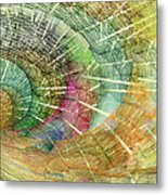 Season Of The Shell Metal Print by Betsy Knapp