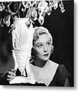 Secret Agent, Madeleine Carroll, 1936 Metal Print by Everett