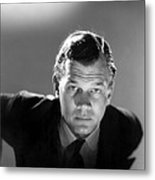 Shadow Of A Doubt, Joseph Cotten, 1943 Metal Print by Everett