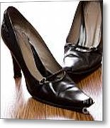 Shoes Metal Print by Blink Images