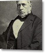 Sir Henry Bessemer 1813-1898, A British Metal Print by Everett