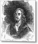 Sir Henry Vane (1613-1662) Metal Print by Granger