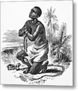 Slavery: Abolition Metal Print by Granger